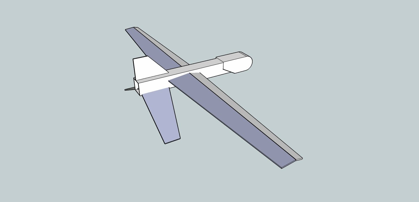 Fuselage Design Uav my Uav Design And You Can