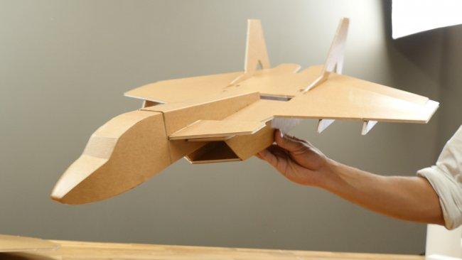 FTVector Build航模制作视频教程带航模图纸 第4张