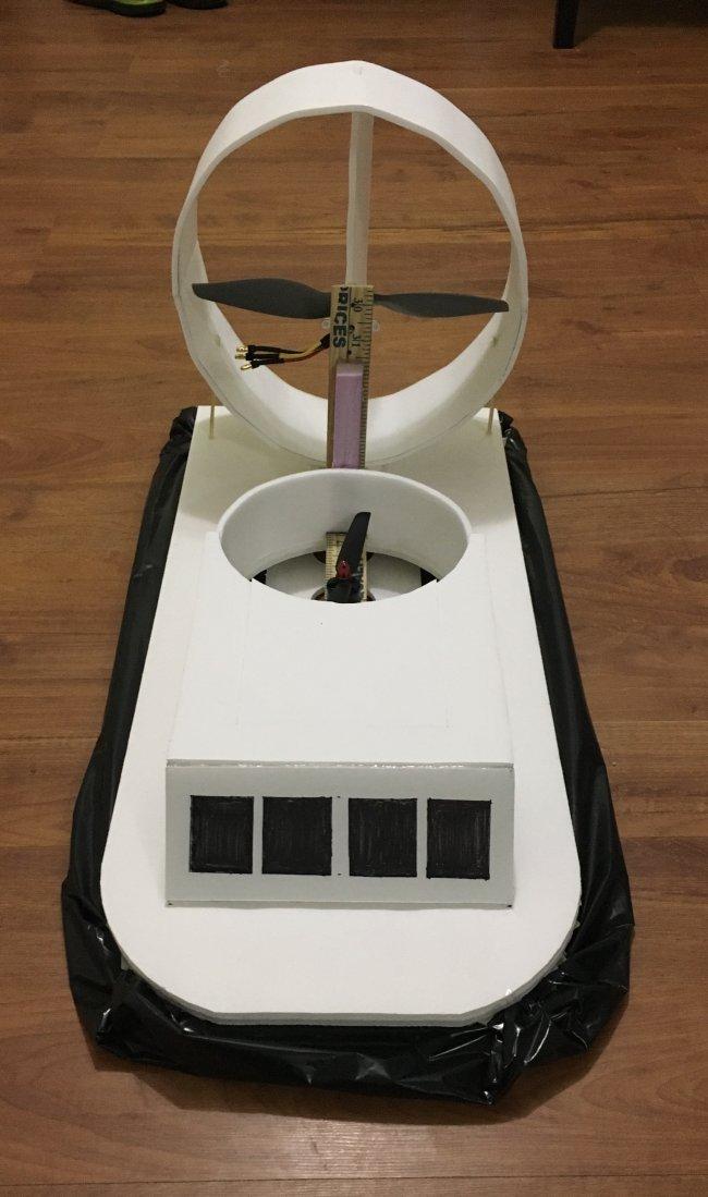 Ft Hovercraft W Full Plans Flite Test