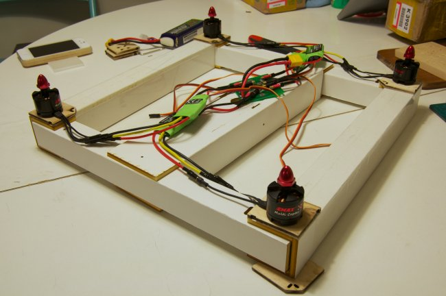 how to build a quadcopter from scratch