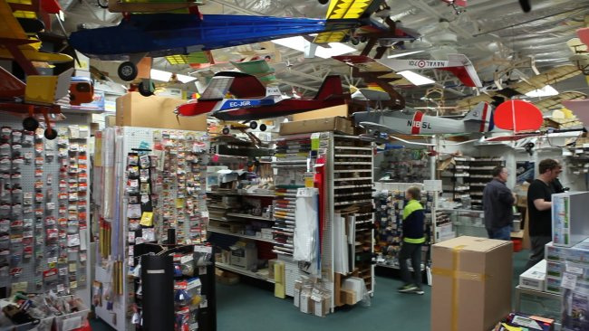 Support Your Local Hobby Shop