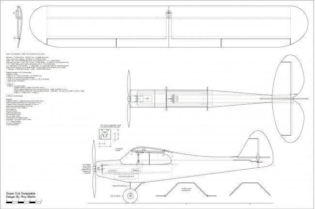 Flight Test Free Build Plans