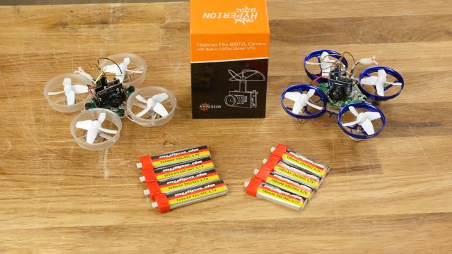 how to build a tiny whoop
