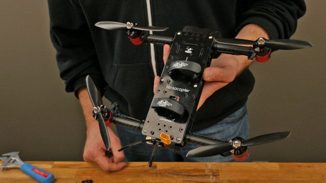Ft Versacopter Race Quad Build Flite Test Youtube - Www
