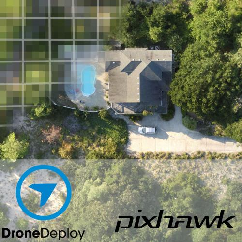 Orthomosaic Mapping with Pixhawk and Drone Deploy Image