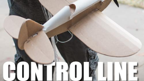 Control Line Challenge Poster Image